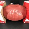 NFL - Saints Demario Davis Signed Authentic Football