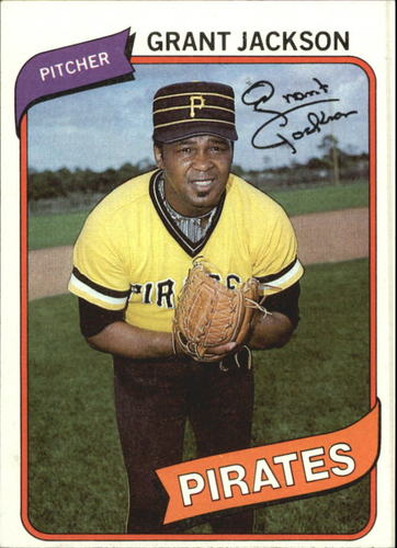 Photo of 1980 Topps #426 Grant Jackson