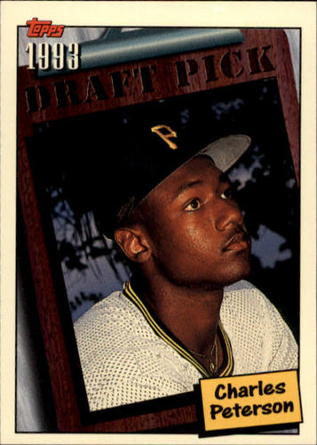 Photo of 1994 Topps #207 Charles Peterson RC
