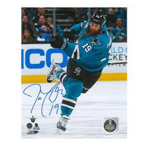 JOE THORNTON Signed San Jose Sharks 8 X 10 Photo - 70470JOE THORNTON Signed  San Jose Sharks 8 X 10 Photo - 70470 afc5ac3a2503