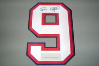 BILLS - RIAN LINDELL SIGNED JERSEY NUMBER