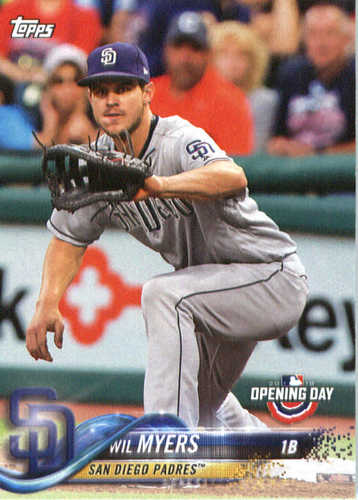 Photo of 2018 Topps Opening Day #86 Wil Myers