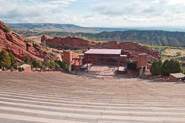Clickable image to visit Reserved Seats for Bryan Adams at Red Rocks