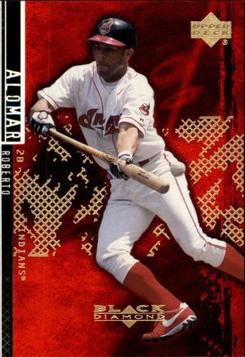 Photo of 2000 Black Diamond Rookie Edition #14 Roberto Alomar