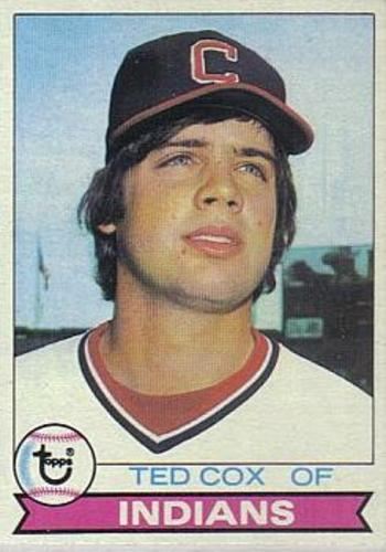 Photo of 1979 Topps #79 Ted Cox