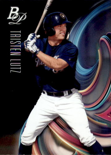 Photo of 2018 Bowman Platinum Top Prospects #TOP86 Tristen Lutz