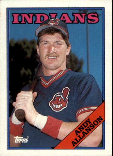 Photo of 1988 Topps #728 Andy Allanson