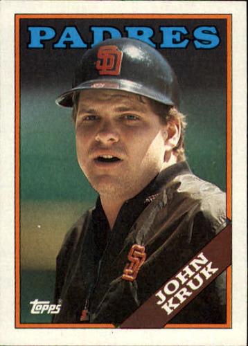 Photo of 1988 Topps #596 John Kruk