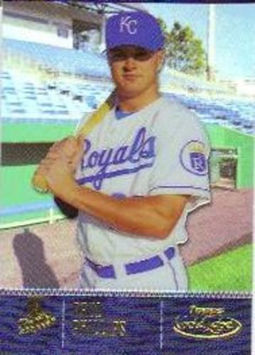 Photo of 2001 Topps Gold Label Class 2 #114 Paul Phillips SP
