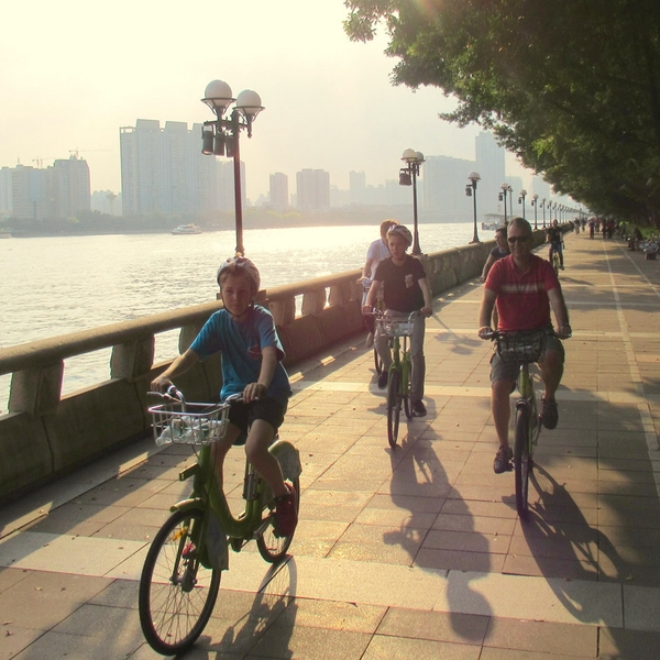 Photo of Cycle Through the Charming City of Guangzhou