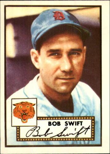 Photo of 1983 Topps 1952 Reprint #181 Bob Swift