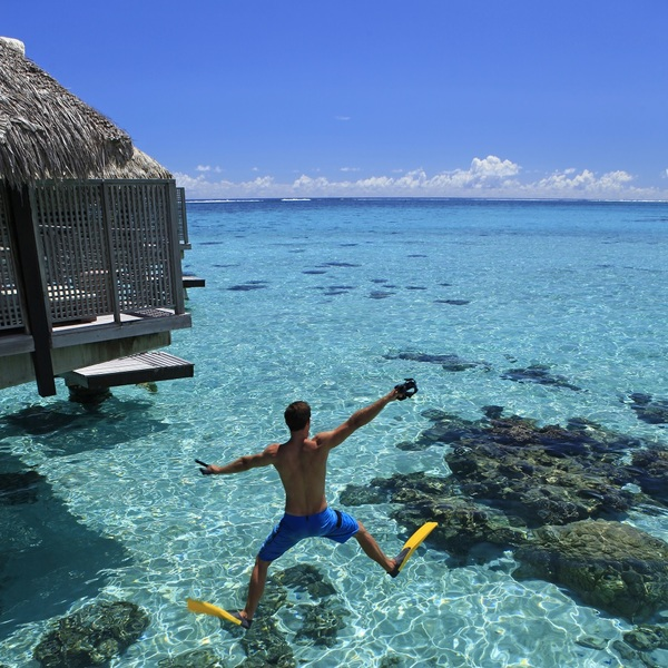 Click to view Escape to the Crystal Clear Lagoon at Hilton Moorea Lagoon Resort & Spa.
