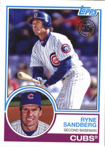 Photo of 2018 Topps '83 Topps #831 Ryne Sandberg