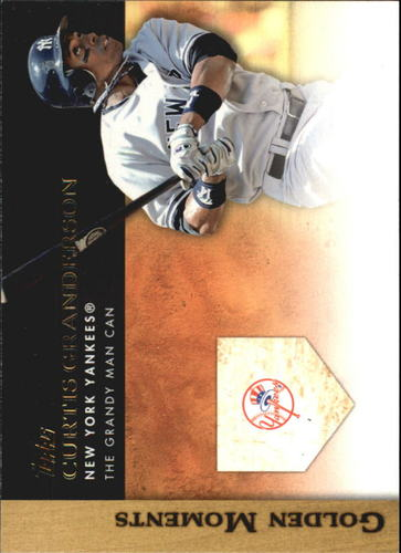 Photo of 2012 Topps Update Golden Moments #GMU12 Curtis Granderson