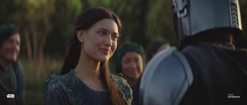 The Mandalorian and Omera