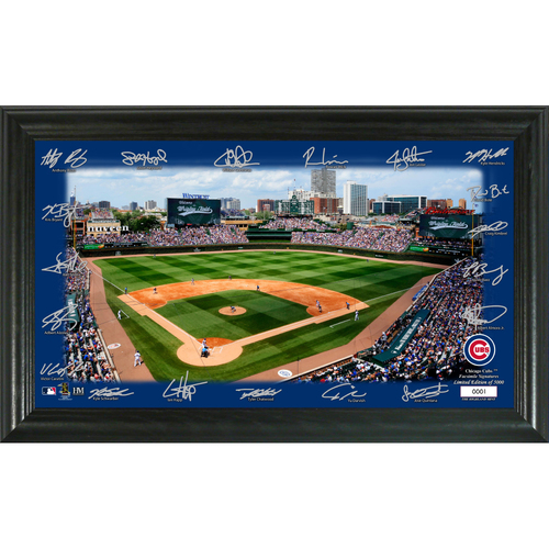 Photo of Chicago White Sox 2020 Signature Field Limited Edition Frame