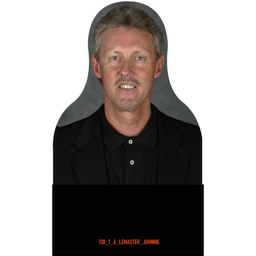 Photo of Giants Community Fund: Giants Johnnie Lemaster Cutout