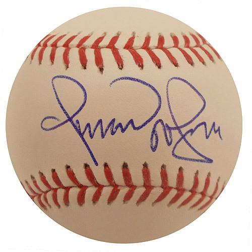 Photo of Detroit Tigers Omar Vizquel Autographed Baseball