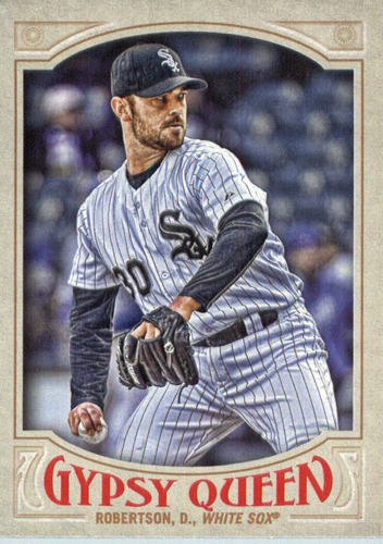 Photo of 2016 Topps Gypsy Queen #251 David Robertson