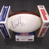 NFL - Rams Aqib Talib signed panel ball