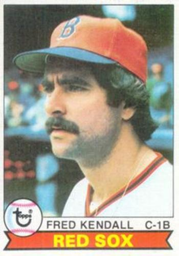 Photo of 1979 Topps #83 Fred Kendall