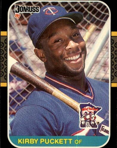 Photo of 1987 Donruss #149 Kirby Puckett