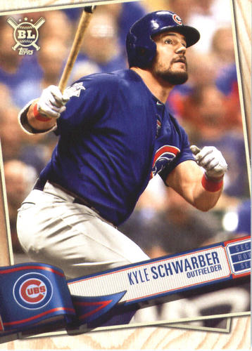 Photo of 2019 Topps Big League #148 Kyle Schwarber