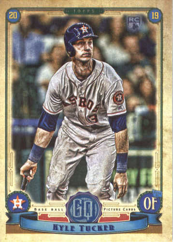 Photo of 2019 Topps Gypsy Queen #225 Kyle Tucker RC