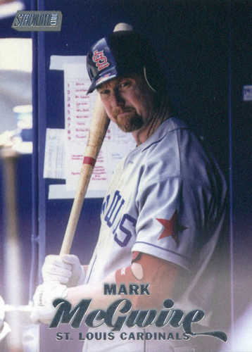Photo of 2017 Stadium Club #175 Mark McGwire