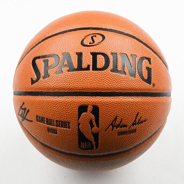 Image of De'Andre Hunter - Atlanta Hawks - 2019 NBA Draft Class - Autographed Basketball