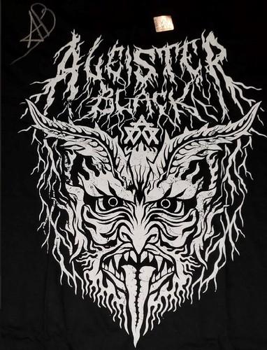 Aleister Black SIGNED