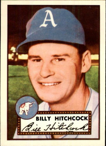 Photo of 1983 Topps 1952 Reprint #182 Billy Hitchcock