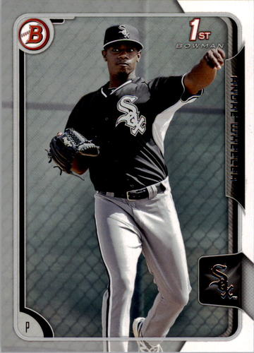 Photo of 2015 Bowman Prospects #BP111 Andre Wheeler
