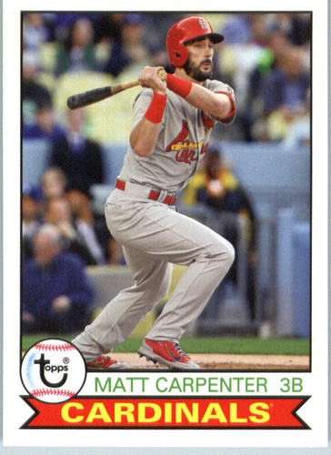 Photo of 2016 Topps Archives #168 Matt Carpenter