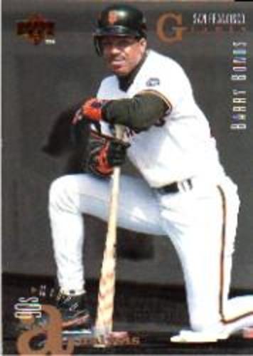 Photo of 1995 Upper Deck #103 Barry Bonds ANA