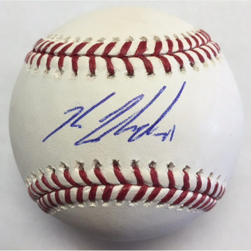 Photo of Kyle Freeland Autographed Baseball