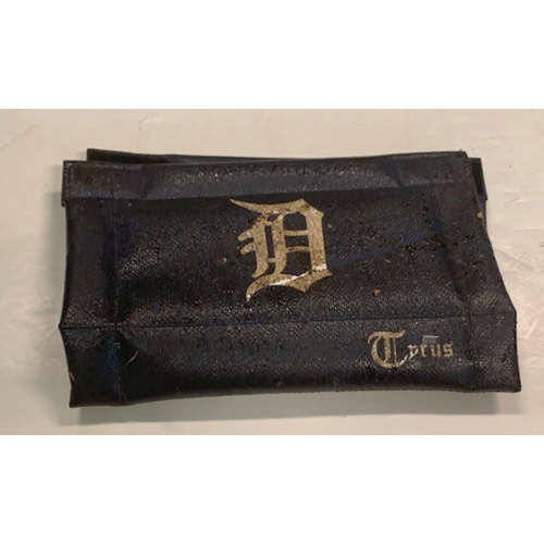 Photo of Game-Used Pine Tar Pad