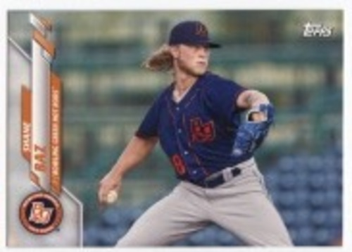 Photo of 2020 Topps Pro Debut #PD44 Shane Baz