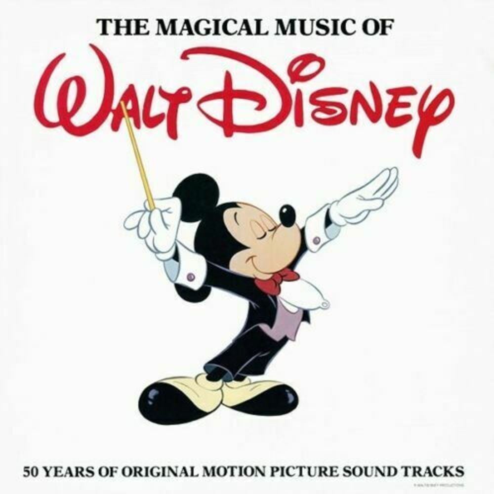 Photo of The Magical Music of Walt Disney 1978