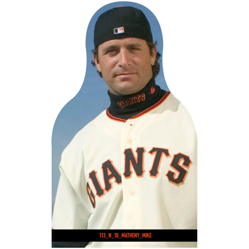 Photo of Giants Community Fund: Giants Mike Matheny Cutout
