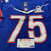 NFL - Saints Andrus Pete Special Issued 2021 Pro Bowl Jersey Size 46