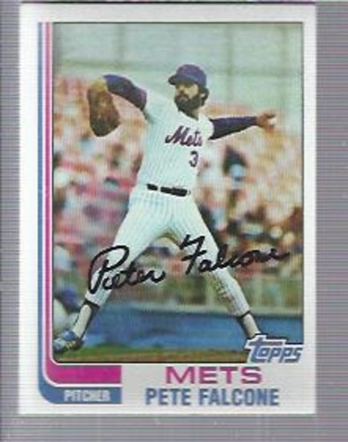 Photo of 1982 Topps #326 Pete Falcone