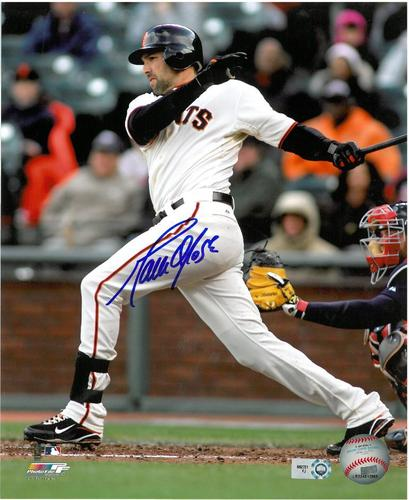 Photo of Mark DeRosa Autographed 8x10