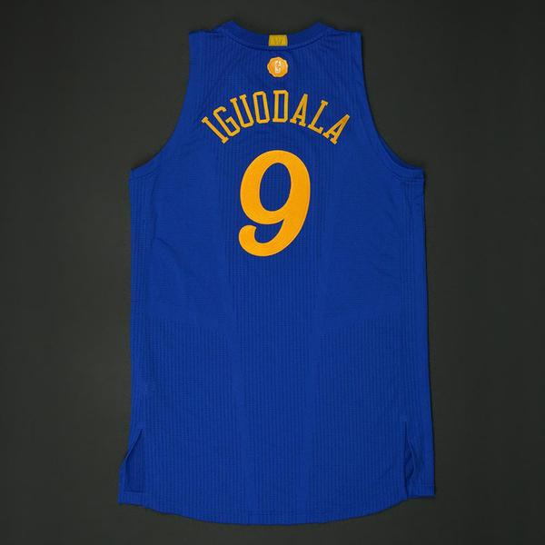 reputable site 1bd5b ebd39 Andre Iguodala - Golden State Warriors - NBA Christmas Day ...