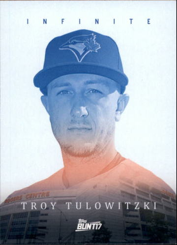 Photo of 2017 Topps Bunt Infinite #ITTU Troy Tulowitzki