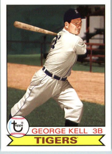 Photo of 2016 Topps Archives #171 George Kell