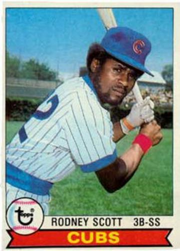 Photo of 1979 Topps #86 Rodney Scott