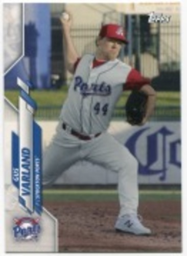 Photo of 2020 Topps Pro Debut #PD45 Gus Varland