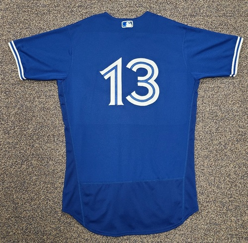 Photo of Authenticated Team Issued 2020 Spring Training Jersey: #13 Lourdes Gurriel Jr. Size 44