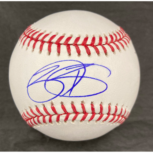 Photo of Zack Burdi Autographed Baseball